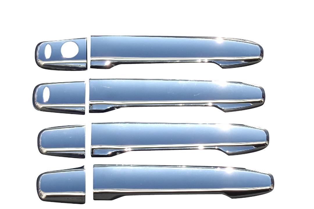 !三菱 RVR GA3W GA4W クロームメッキドアハンドルカバー(キーレスオペレーション対応用)