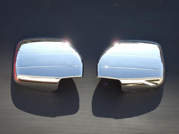 !トヨタ ランドクルーザー100系 シグナス クロームメッキドアミラーカバー