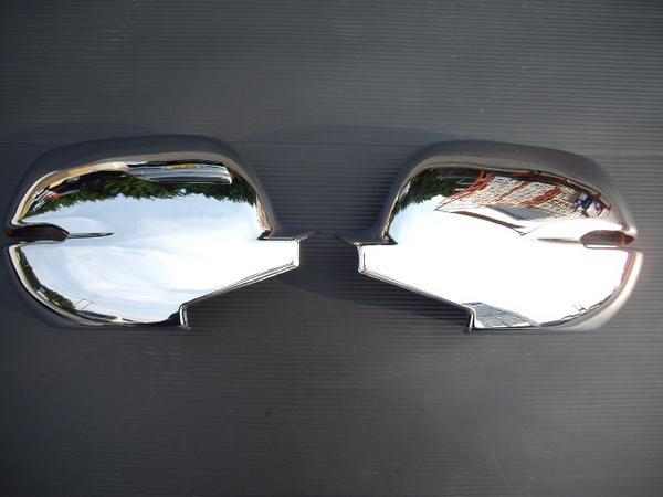 !ホンダ CR-V RM1 RM4 クロームメッキ ドアミラーカバー