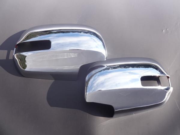 !トヨタ ラクティス NCP100/105 SCP100 メッキドアミラーカバー