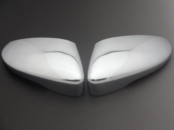 !VW パサートヴァリアント クロームメッキドアミラーカバー
