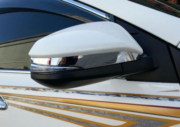 !トヨタ エスクァイア エスクァイアハイブリッド ESQUIRE 80 85系 クロームメッキドアミラーガーニッシュ アンダーカバー ウィンカーガーニッシュ