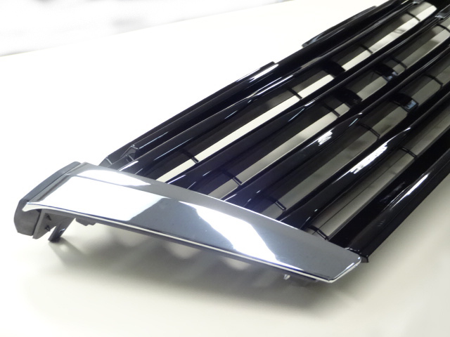 トヨタ ランドクルーザー プラド 150系 中期 マークレス ブラック グリル