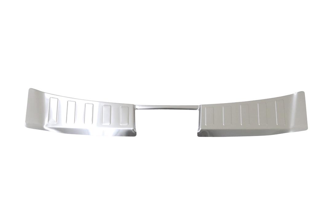 !日産 エクストレイル X-TRAIL T32 ステンレス ラゲッジキッキングプレート / リアステップボード (内側)