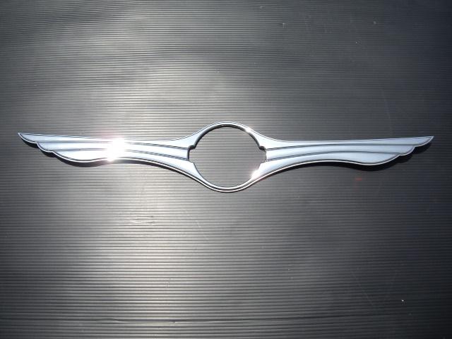 !日産 マーチK12・K13 フロント・リアゲートガーニッシュセット