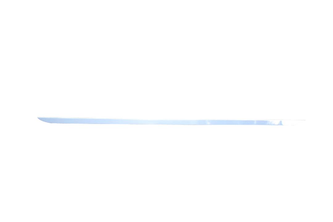 !日産 ジューク F15系 F15 鏡面ステンレスクロームメッキトランクリッドモールガーニッシュ /下