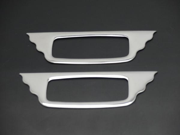 【 在庫処分 】日産 ムラーノ Z50 ステンレス製サイドマーカーリング